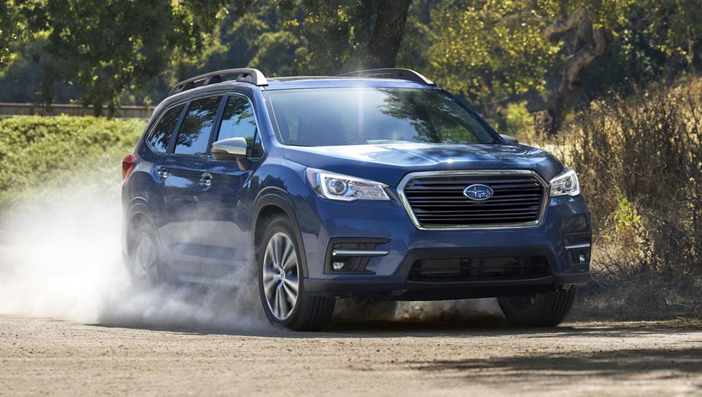 The All-New 2019 Subaru Ascent SUV | NewRoads Subaru Newmarket