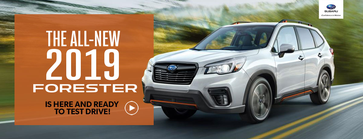 2019 Subaru Forester n Newmarket