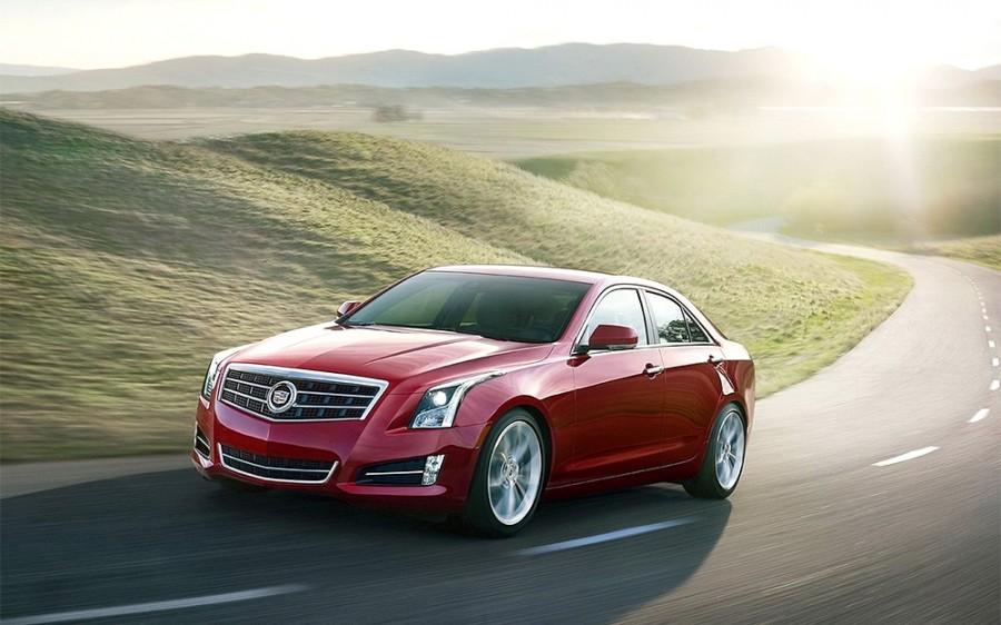 Cadillac ATS lease