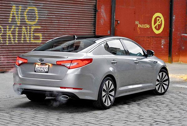 2011 Kia Optima Review