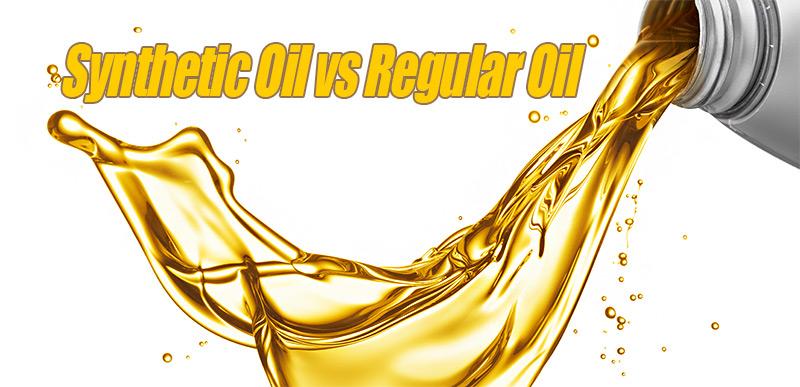 Synthetic Oil Vs Regular Oil >> Synthetic Oil vs Regular Oil