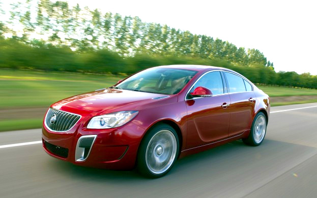 2013 buick regal review. Black Bedroom Furniture Sets. Home Design Ideas