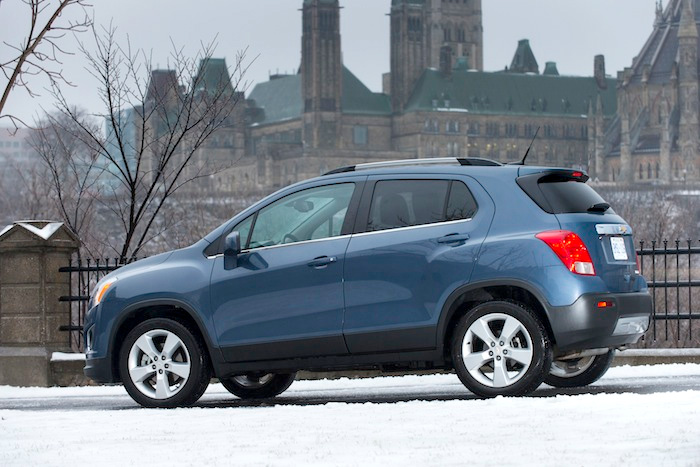Car Review Chevrolet Trax