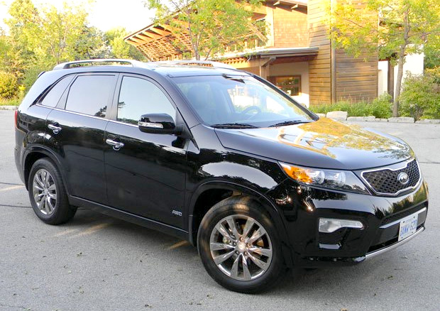 Perfect Review 2013 Kia Sorento SX