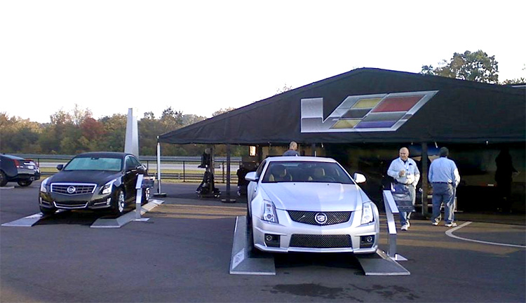 Cadillac v series academy for Country hill motors inventory
