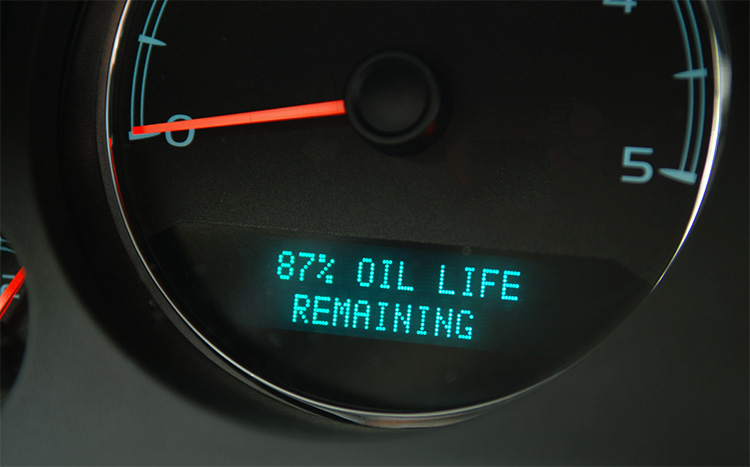 What Is An Oil Life Indicator Car Maintenance Tips