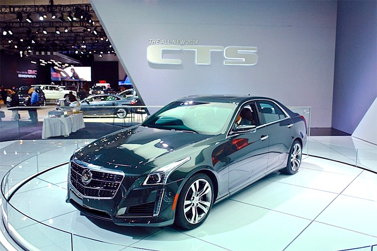 2014 cadillac cts review - newroads