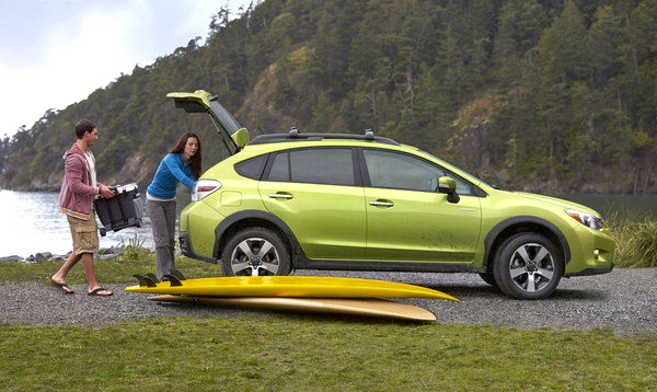 2014 Subaru XV Crosstrek Review