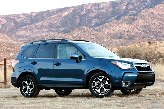 Photo 2014 Subaru Forester Review