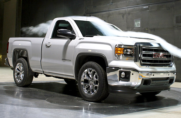 Review-Photo-2014-GMC-Sierra-Truck Gmc Canyon Trailer Wiring Harness on