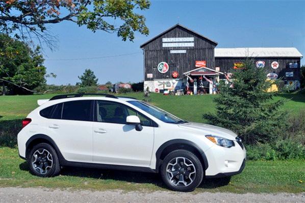 Subaru XV Crosstrek | Best Summer Road Trip Small SUV