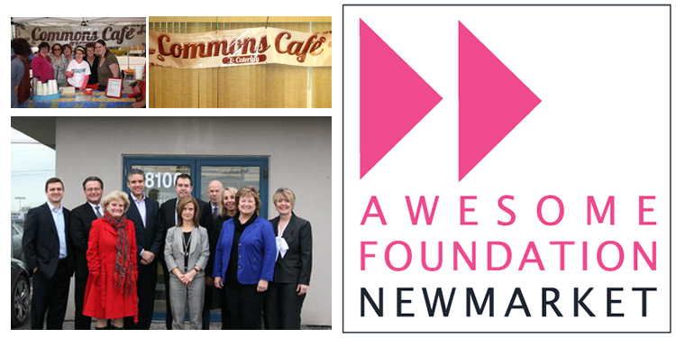 Got an AWESOME Idea Newmarket? | Awesome Foundation
