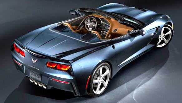 2014 Chevrolet Corvette Stingray Price