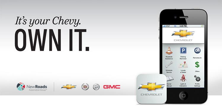 myChevrolet App | Car Tips