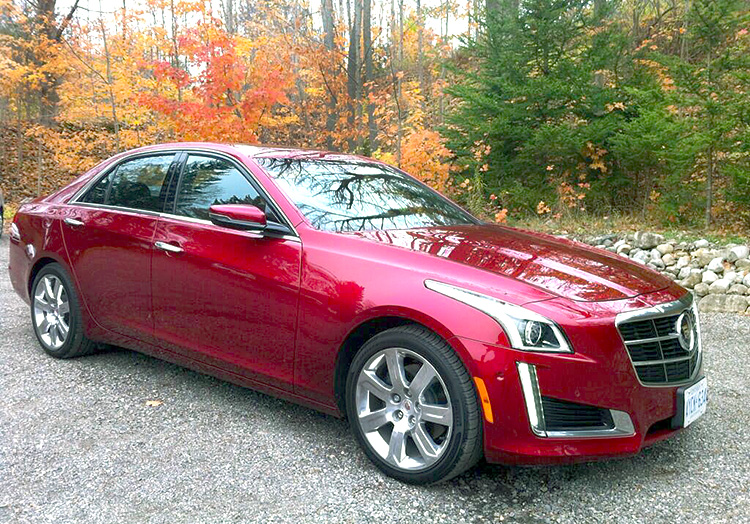 Subaru New Richmond >> 2014 Cadillac CTS Review