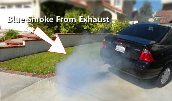 Causes Of Blue And White Exhaust Smoke Car Tips