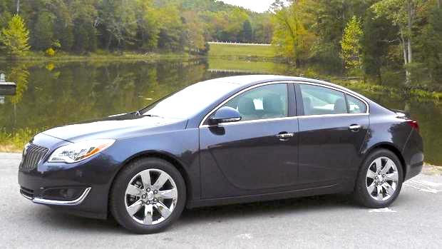 Buick Regal 2014 Review Photo