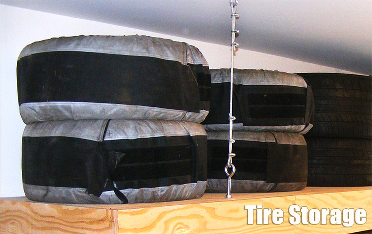 storing tires so they last car tips. Black Bedroom Furniture Sets. Home Design Ideas