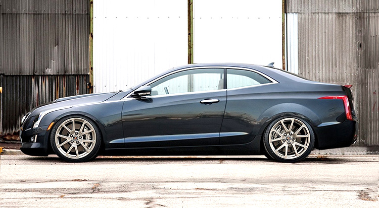 2014 Cadillac Ats Coupe Review