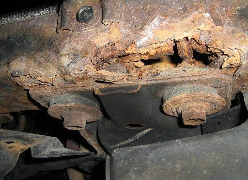 Car Rust Proofing | Car Tips