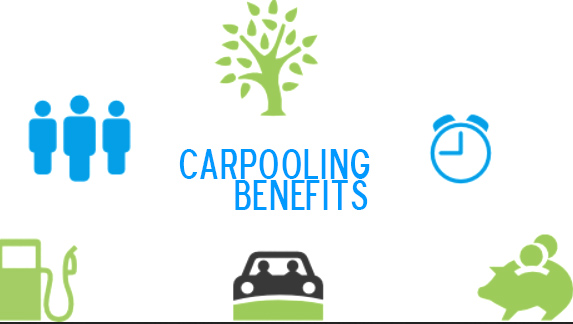 Carpooling Benefits Car Tips