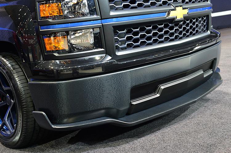 2014 Chevrolet Silverado Cheyenne Edition Pickup Review