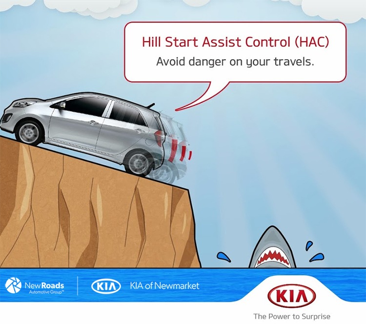 Kia Hill Assist Control HAC | Car Tech