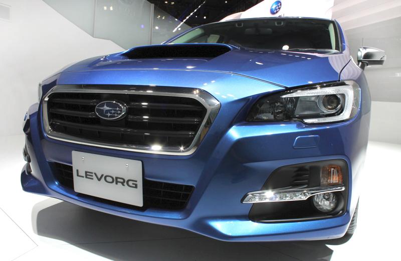 Subaru Levorg Legacy Photo
