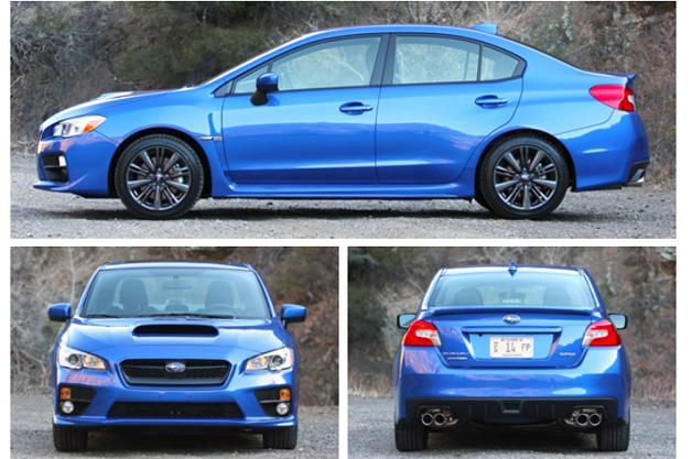 2015 Subaru Wrx Review Autoblog