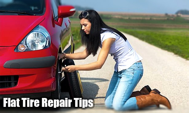 how to change a flat tire process essay