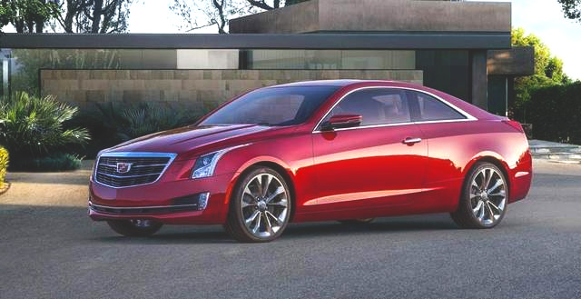2015 cadillac ats sports coupe review. Black Bedroom Furniture Sets. Home Design Ideas