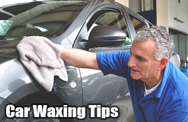 car waxing tips. Black Bedroom Furniture Sets. Home Design Ideas