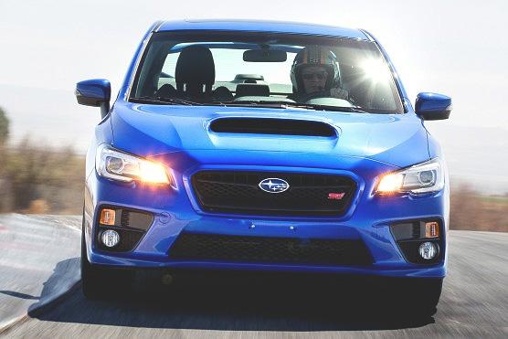 Subaru WRX STI 2015 Photo