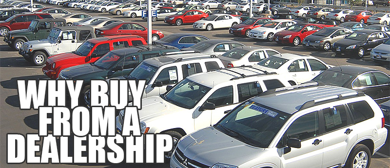 why you should buy used cars from a dealership. Black Bedroom Furniture Sets. Home Design Ideas