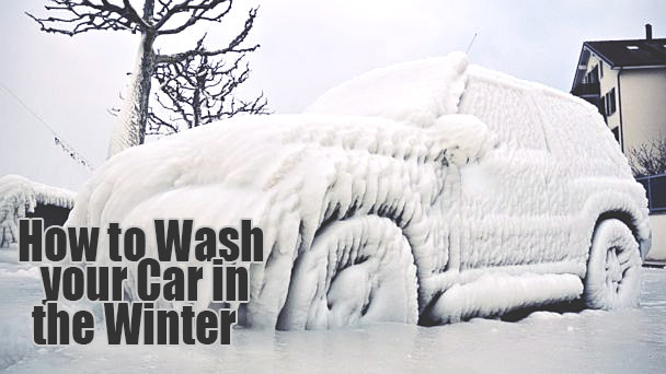 Can You Wash Your Car In The Winter