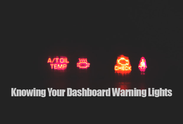 blog knowing your dashboard lights