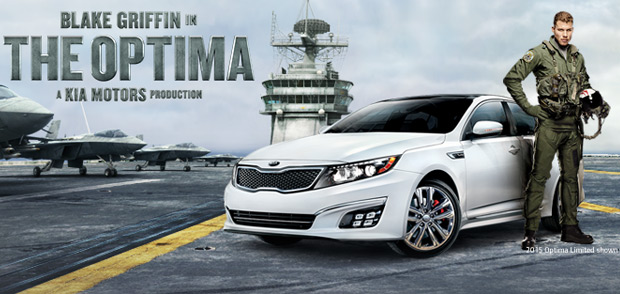 Blake Griffin - Kia Optima