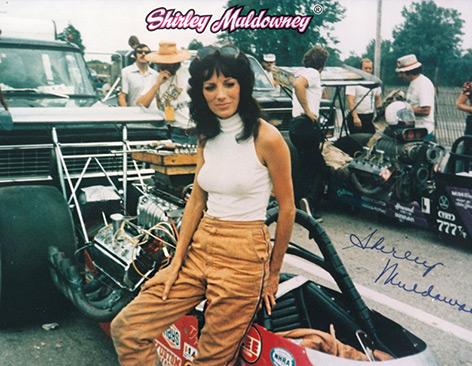 Shirley Muldowney photo