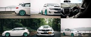 Subaru WRX STI photos