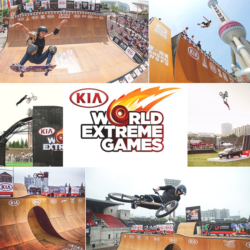 Kia World Extreme Games