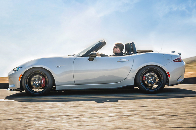 Mazda Miata Club Trim