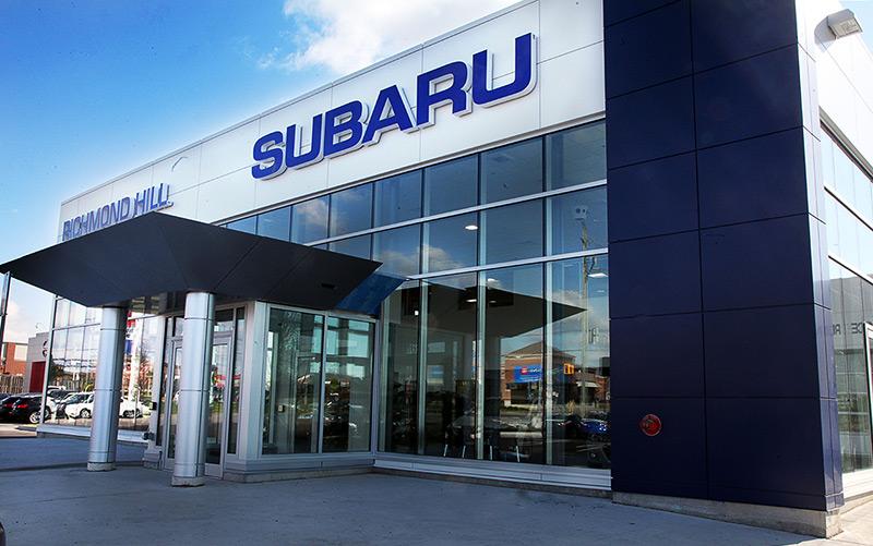 The all-new NewRoads Richmond Hill Subaru Dealership