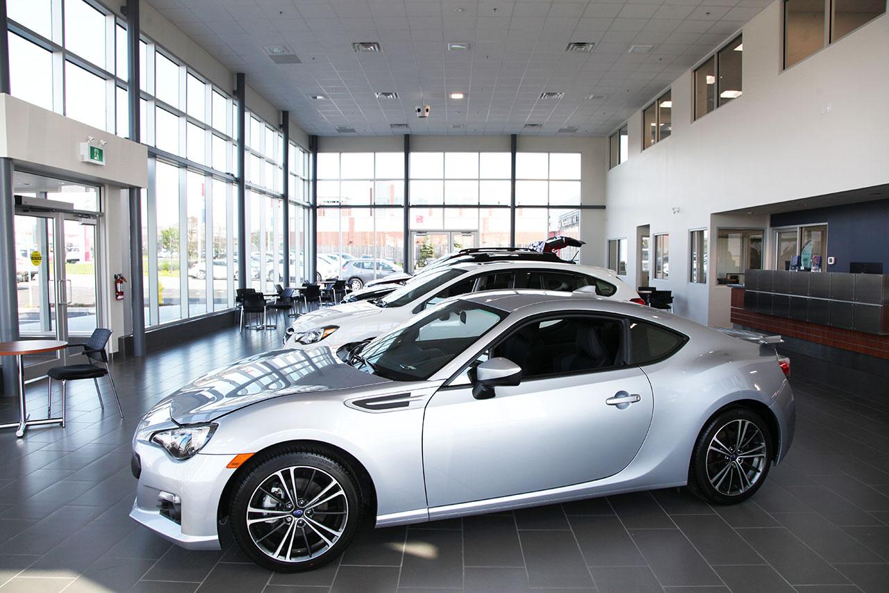 Toyota Build And Price >> Subaru.showroom - NewRoads