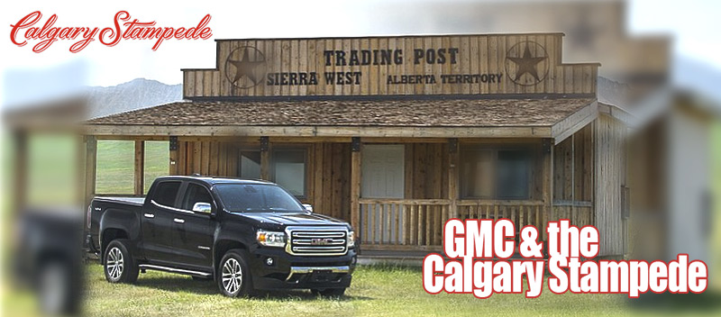 GMC and the Calgary Stampede