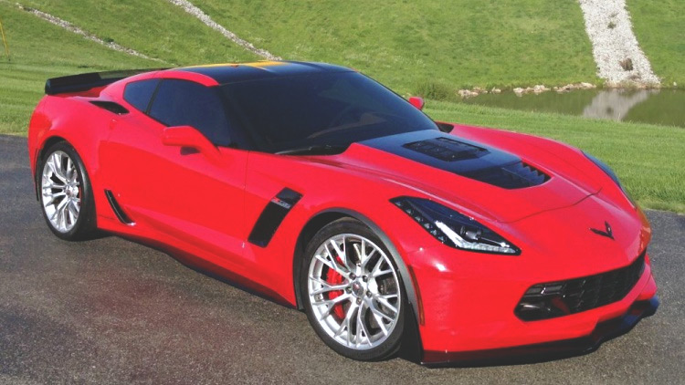 Lingenfelter and Callaway Corvette Z06
