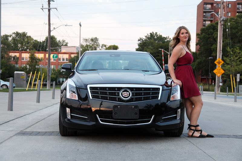 Cadillac Girls Night Out