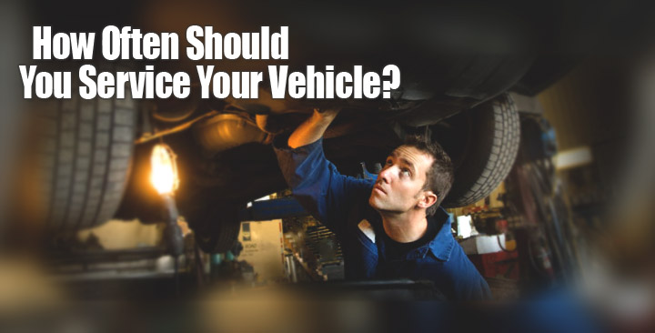 How Often Should You Get Your Vehicle Serviced?