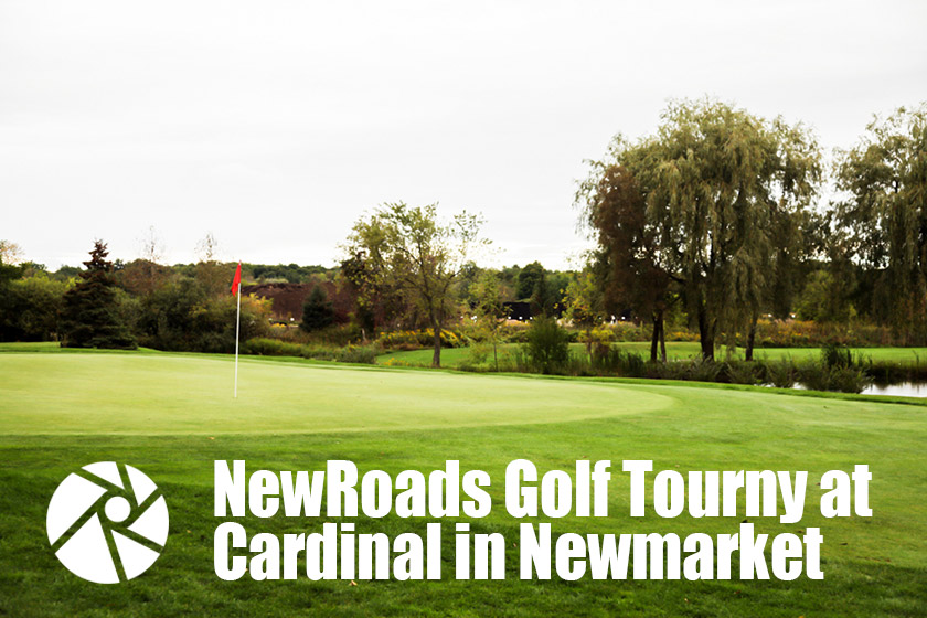 NewRoads Golf Tourny at Cardinal in Newmarket