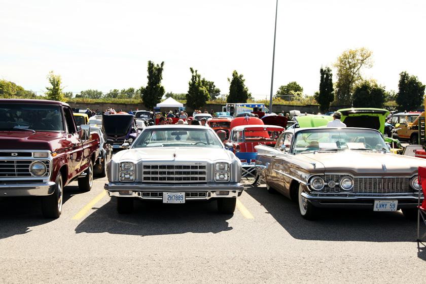 Highway 11 Cruisers Car Show photo