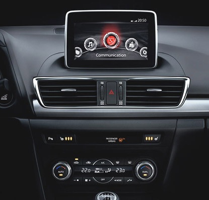 Mazda Connect Infotainment